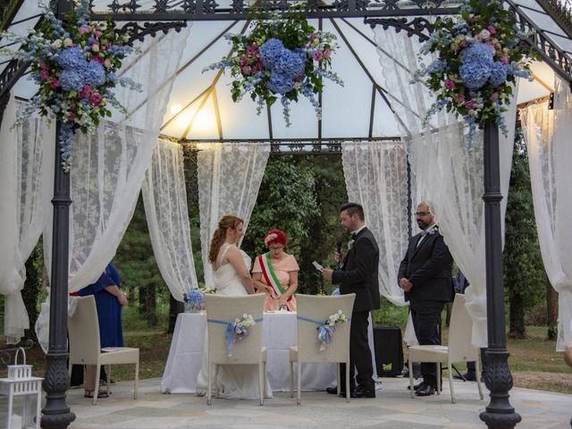 Il matrimonio di Mario e Veronica a Vigevano, Pavia 16