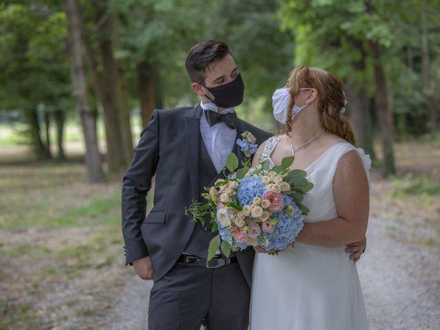 Il matrimonio di Mario e Veronica a Vigevano, Pavia 21