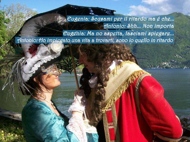 Il matrimonio di Antonio e Eugenia a Colorno, Parma 7