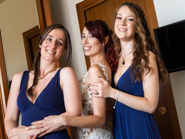 Il matrimonio di Marco e Claudia a Lissone, Monza e Brianza 10