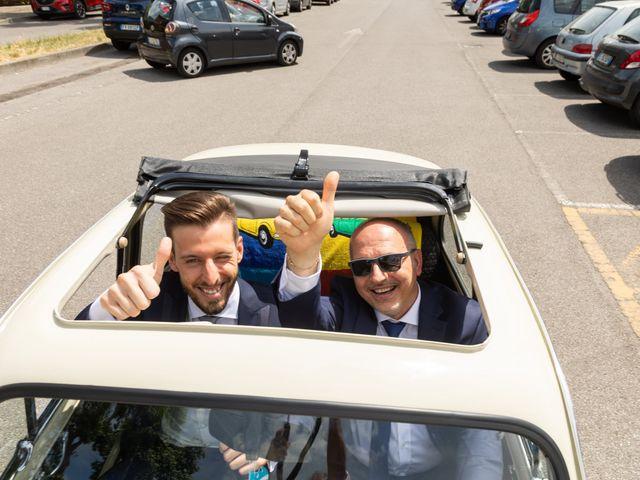 Il matrimonio di Marco e Claudia a Lissone, Monza e Brianza 15