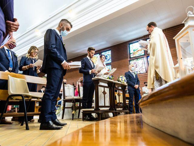 Il matrimonio di Marco e Claudia a Lissone, Monza e Brianza 28