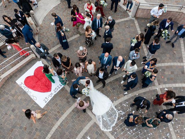 Il matrimonio di Marco e Claudia a Lissone, Monza e Brianza 30