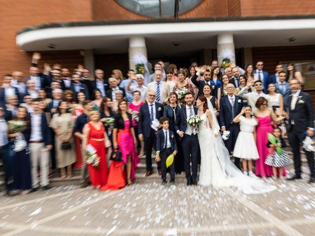 Il matrimonio di Marco e Claudia a Lissone, Monza e Brianza 31