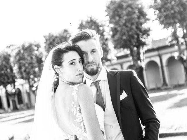 Il matrimonio di Marco e Claudia a Lissone, Monza e Brianza 40