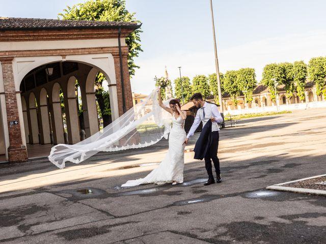 Il matrimonio di Marco e Claudia a Lissone, Monza e Brianza 41