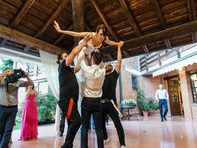 Il matrimonio di Marco e Claudia a Lissone, Monza e Brianza 57