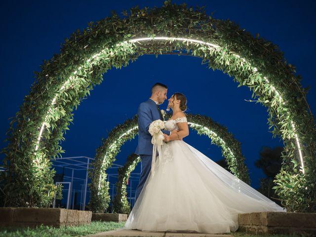 Le nozze di Carolina e Christian
