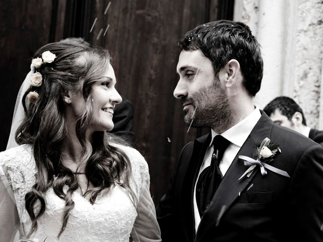 Le nozze di Sonja e Francesco