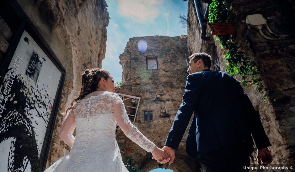 Il matrimonio di Luca e Stephany a Imperia, Imperia