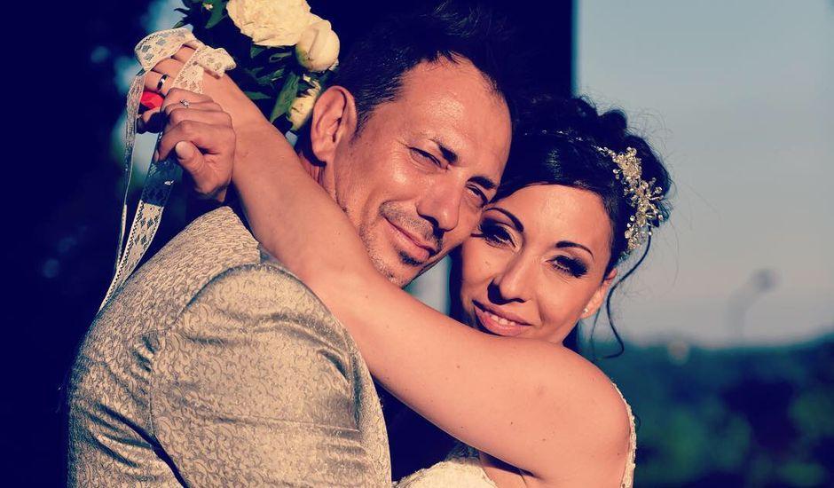 Il matrimonio di Filippo e Daniela a Comerio, Varese