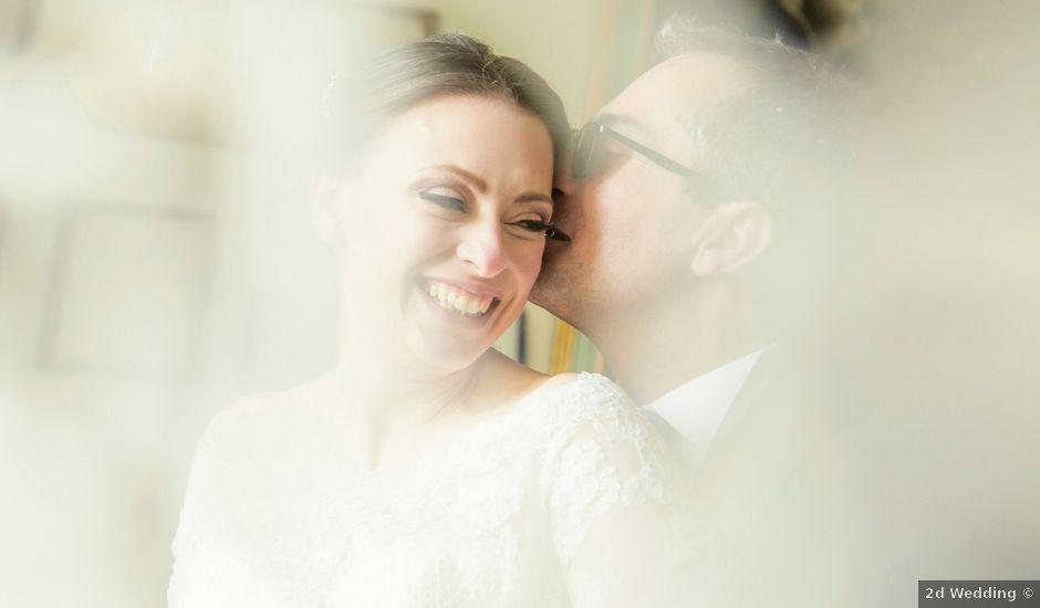 Il matrimonio di Giuseppe e Elisa a Mirabella Eclano, Avellino