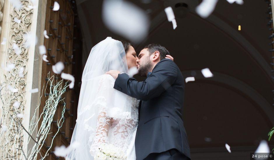 Il matrimonio di Alessandro e Nunzia a Chieti, Chieti