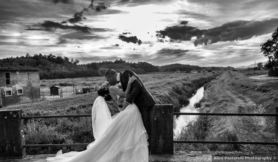 Il matrimonio di Alberto e Valentina a Quarrata, Pistoia