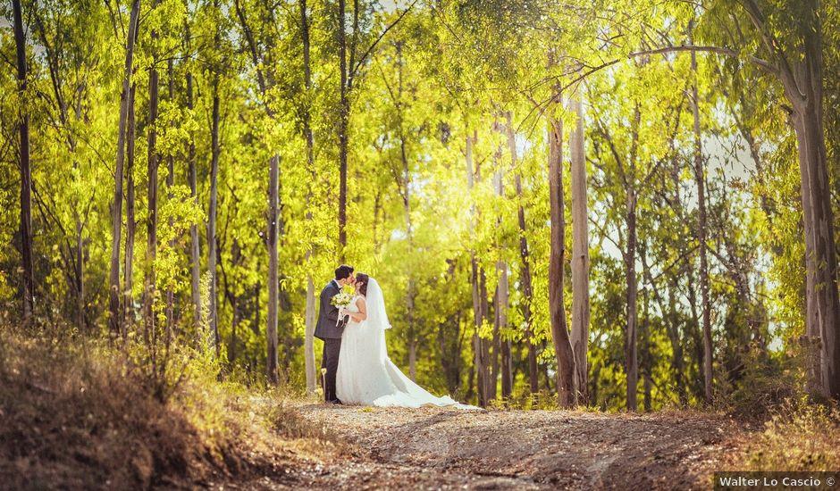 Il matrimonio di Sara e Orazio a Caltanissetta, Caltanissetta