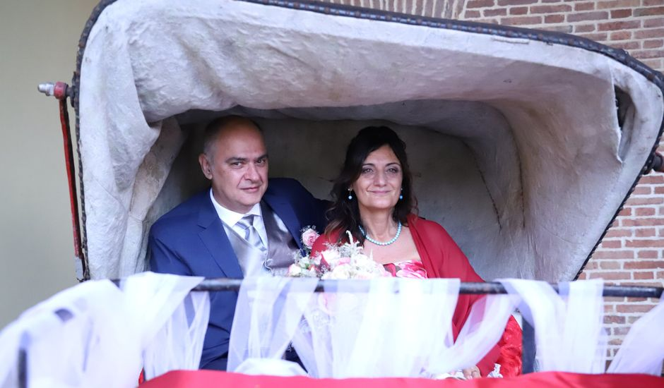 Il matrimonio di Antonio e Eugenia a Colorno, Parma