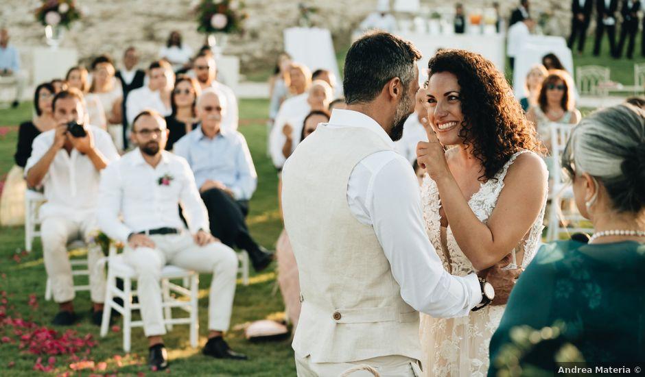Il matrimonio di Roberta e Andrea a Augusta, Siracusa