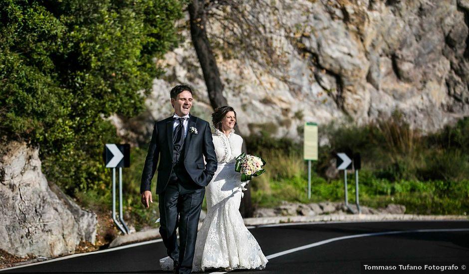 Il matrimonio di Antonio e Carla a Amalfi, Salerno