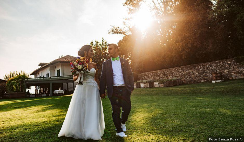 Il matrimonio di Matteo e Paola a Montevecchia, Lecco
