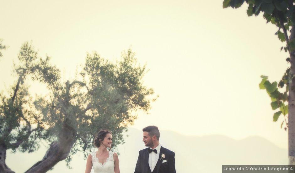Il matrimonio di Marco e Martina a Benevento, Benevento