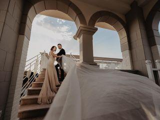 Le nozze di Grazia e Michele