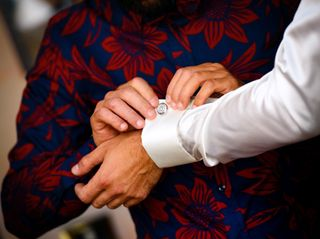 Le nozze di Simona e Richard 1