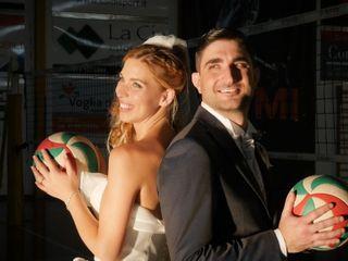 Le nozze di Cristina e Giovanni