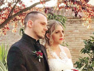 Le nozze di Claudia e Davis