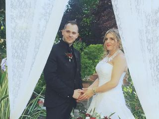 Le nozze di Claudia e Davis  1