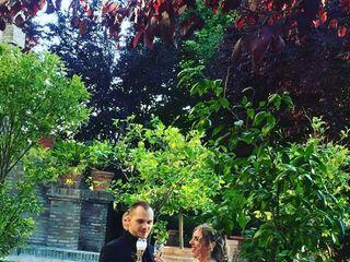Le nozze di Claudia e Davis  2
