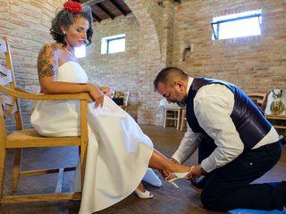 Le nozze di Ilenia e Federico 3