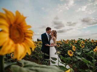 Le nozze di Sara e Seba