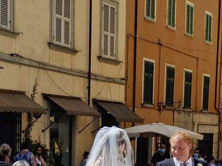 Le nozze di Jessica  e Bruno 1