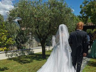 Le nozze di Jessica  e Bruno 2