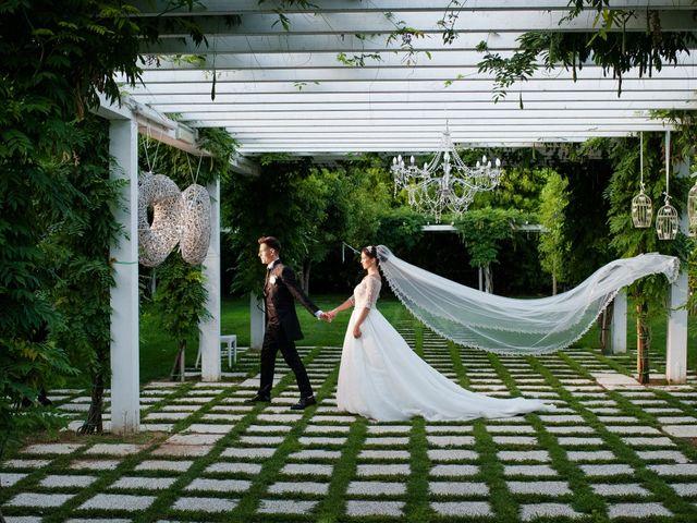 Le nozze di Weyda e Marco