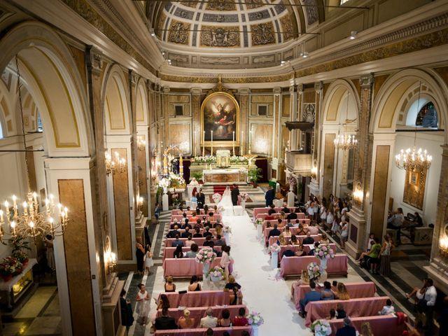 Il matrimonio di Marco e Weyda a Anzio, Roma 2