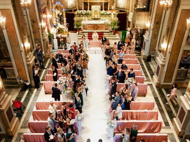 Il matrimonio di Marco e Weyda a Anzio, Roma 7