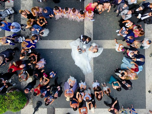 Il matrimonio di Marco e Weyda a Anzio, Roma 13