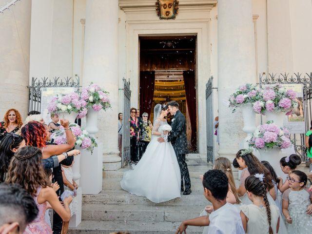 Il matrimonio di Marco e Weyda a Anzio, Roma 14