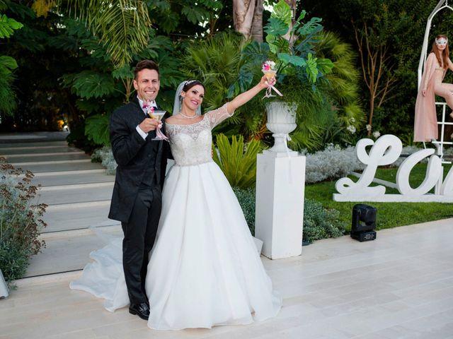Il matrimonio di Marco e Weyda a Anzio, Roma 22