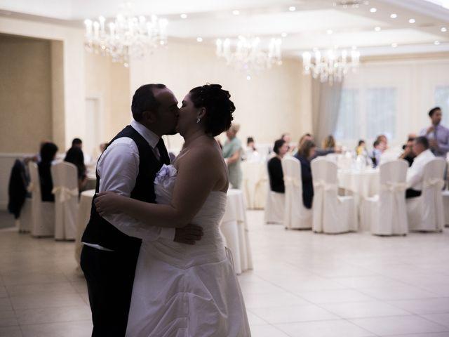 Il matrimonio di simone e sara a Bondeno, Ferrara 8