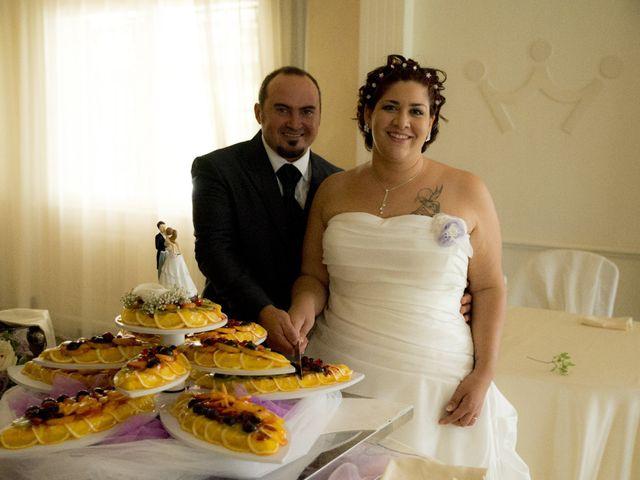 Il matrimonio di simone e sara a Bondeno, Ferrara 10