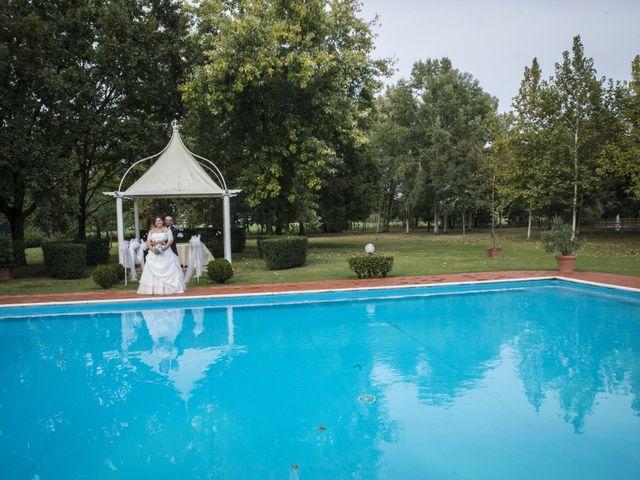 Il matrimonio di simone e sara a Bondeno, Ferrara 14