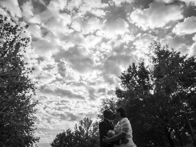Il matrimonio di simone e sara a Bondeno, Ferrara 15