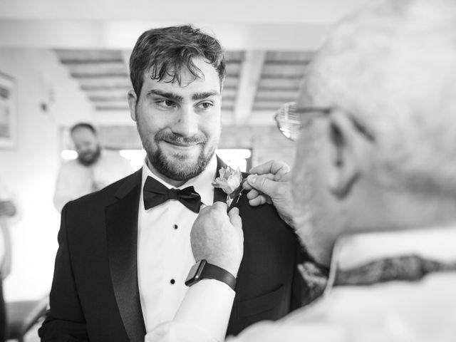 Il matrimonio di Amber e Jonh a Saludecio, Rimini 2