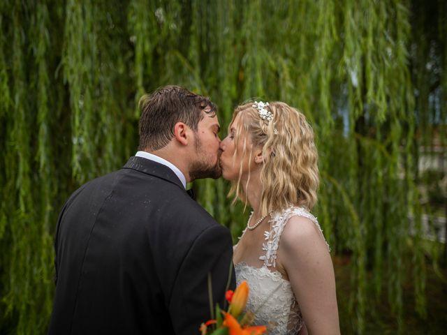 Il matrimonio di Amber e Jonh a Saludecio, Rimini 8