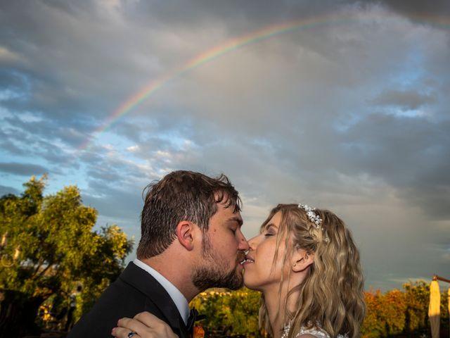 Il matrimonio di Amber e Jonh a Saludecio, Rimini 10