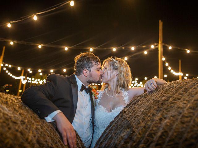 Il matrimonio di Amber e Jonh a Saludecio, Rimini 11