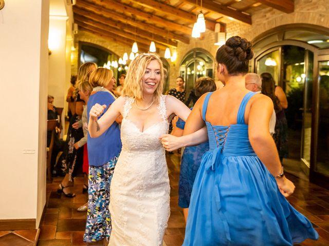 Il matrimonio di Amber e Jonh a Saludecio, Rimini 14