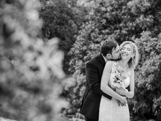 Il matrimonio di Amber e Jonh a Saludecio, Rimini 20